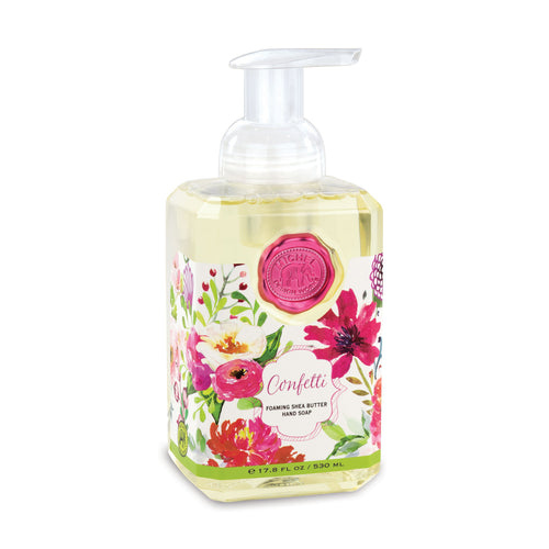 Michel Design Works Confetti Foaming Shea Butter Hand Soap