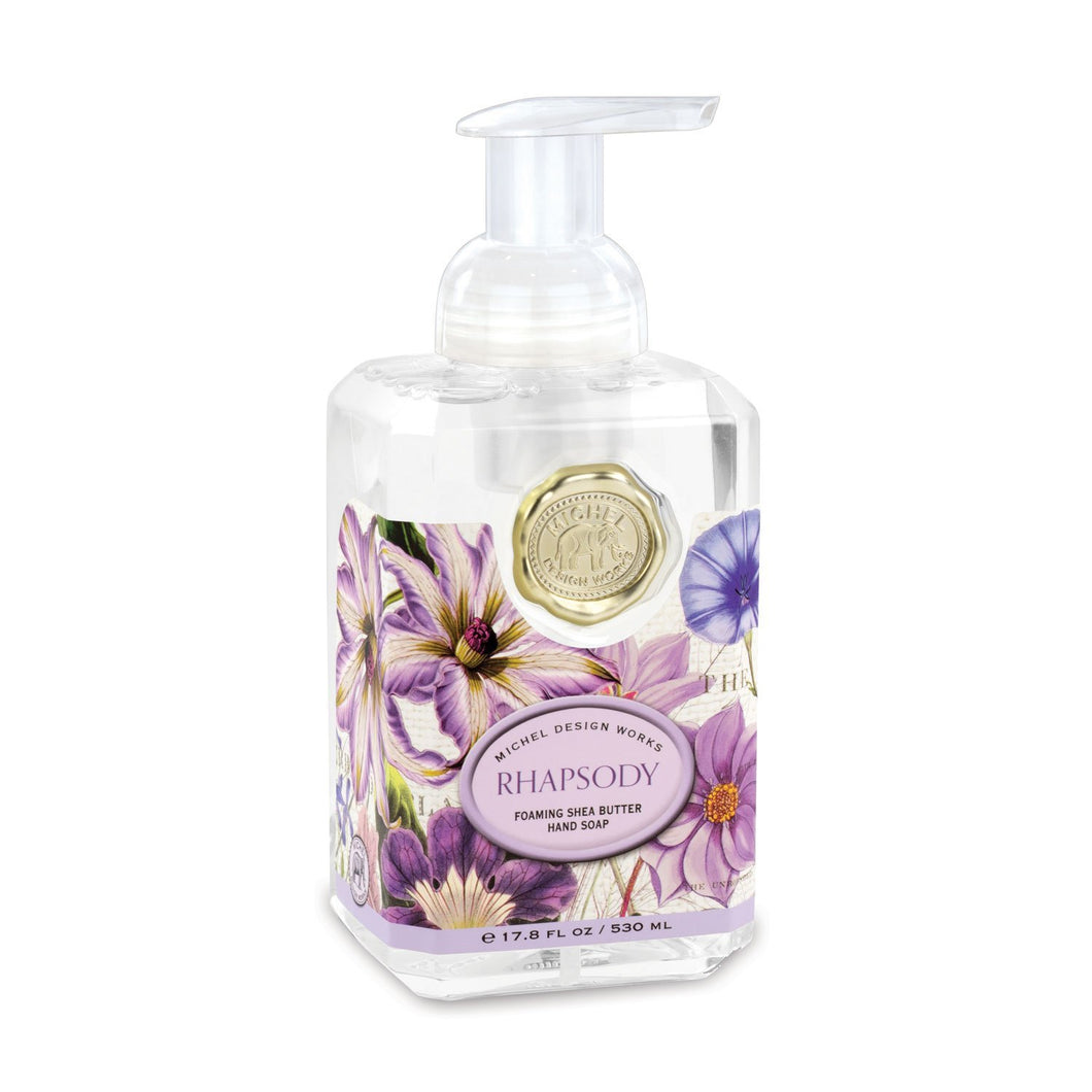 Michel Design Works Rhapsody Foaming Shea Butter Hand Soap