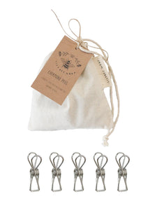 Evermore Pegs - Stainless Steel