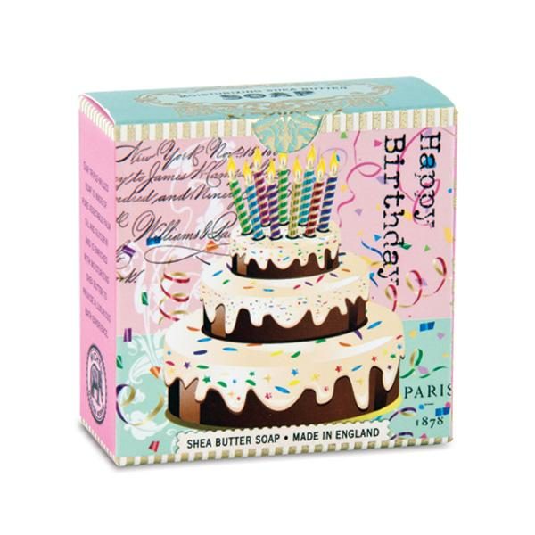 Michel Design Works Birthday Cake A Little Soap