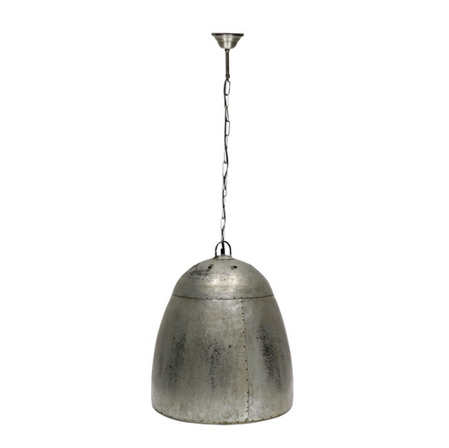 Handcrafted Vintage Style Industrial Drum Ceiling Pendant