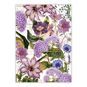 Michel Design Works Rhapsody Tea Towel