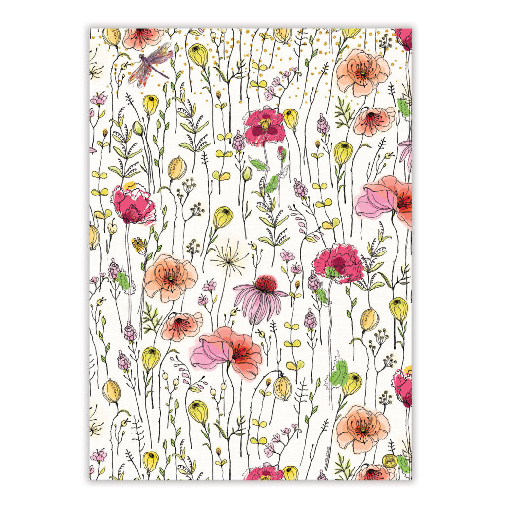 Michel Design Works Posies Tea Towel
