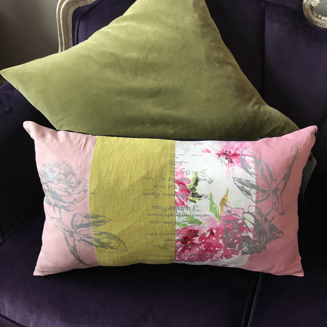 Designer Cushion by Deeanne Hobbs