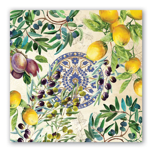 Michel Design Works Tuscan Grove Luncheon Napkins