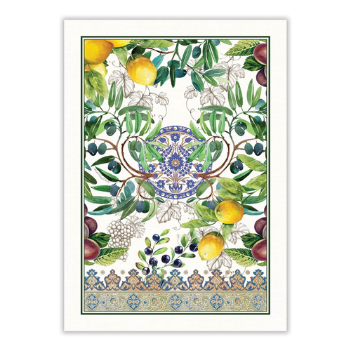 Michel Design Works Tuscan Grove Tea Towel