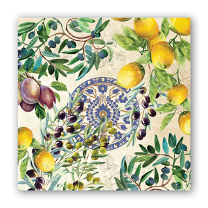 Michel Design Works Tuscan Grove Cocktail Napkins