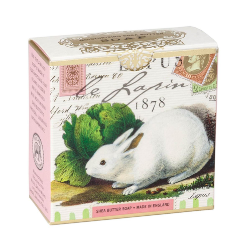Michel Design Works Bunny A Little Soap