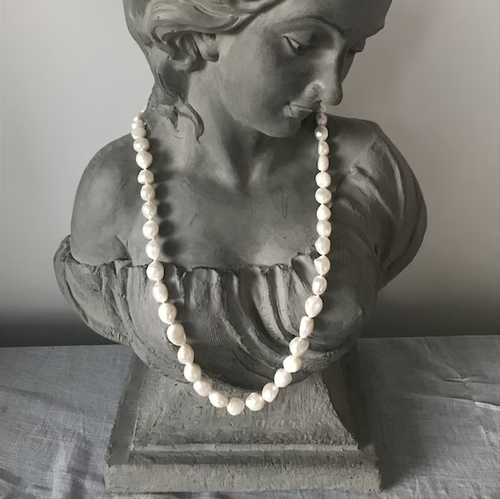 Fresh Water Pearl Long Choker