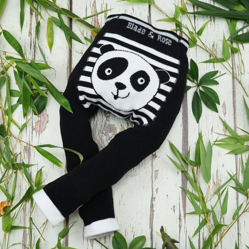 Blade & Rose WWF Organic Panda Leggings
