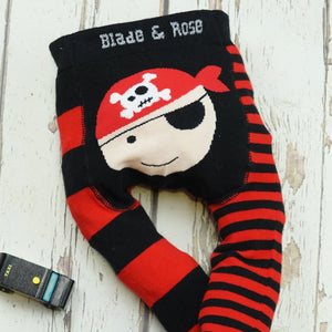 Blade & Rose Striped Pirate Leggings