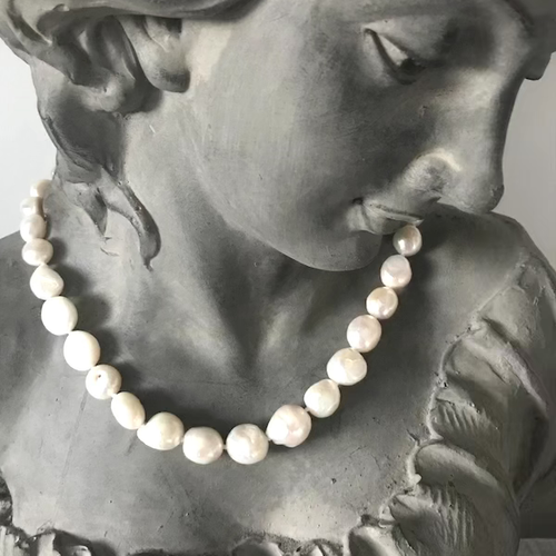 Fresh Water Pearl Short Choker