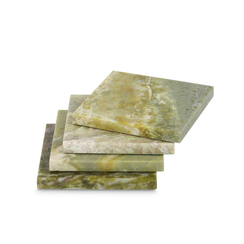 Connemara Marble Coasters - Set of 4