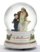 Boy Water Globe for Communion