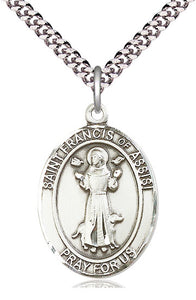 Saint Francis of Assisi Medal