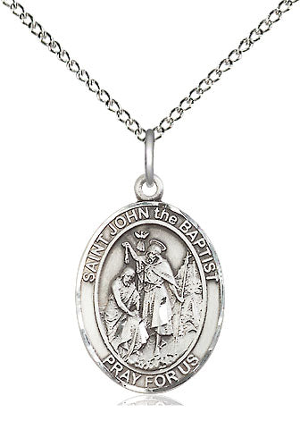 Saint John the Baptist Medal