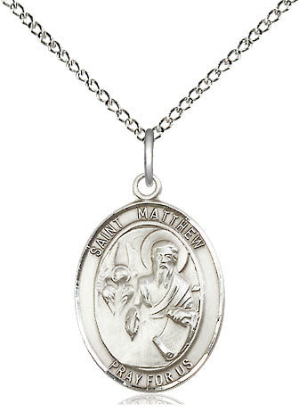 Saint Mathew the Apostle Medal