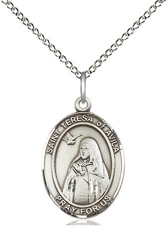 Saint Teresa of Avila Medal