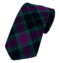 Load image into Gallery viewer, Carlow Irish County Tartan Tie