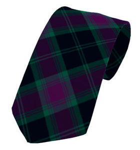 Carlow Irish County Tartan Tie