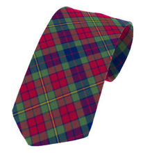 Load image into Gallery viewer, Clare Irish County Tartan Tie