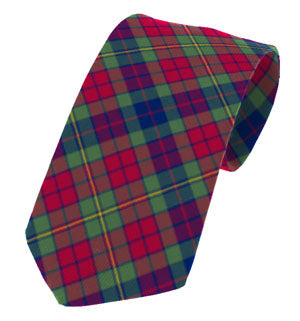 Clare Irish County Tartan Tie