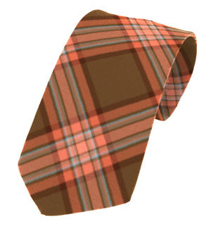 Down Irish County Tartan Tie