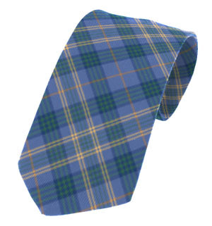 Fermangh Irish County Tartan Tie