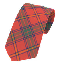 Load image into Gallery viewer, Galway Irish County Tartan Tie