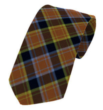 Load image into Gallery viewer, Laois Irish County Tartan Tie