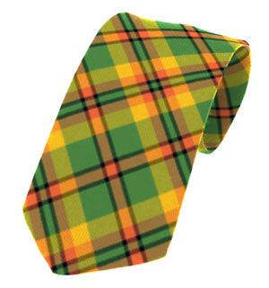Londonderry Irish County Tartan Tie