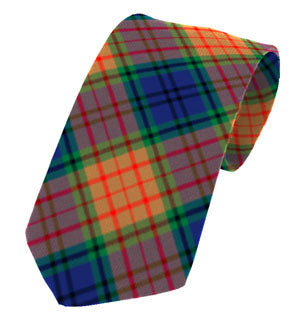 Longford Irish County Tartan Tie
