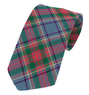 Louth Irish County Tartan Tie