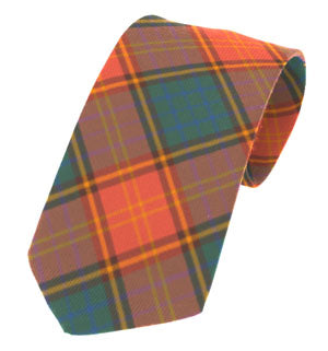 Roscommon Irish County Tartan Tie