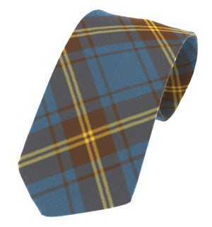 Sligo Irish County Tartan Ties