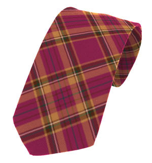 Tyrone Irish County Tartan Ties