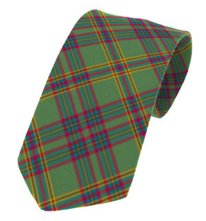 Westmeath Irish County Tartan Ties
