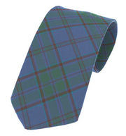 Wicklow Irish County Tartan Tie