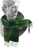 Load image into Gallery viewer, Armagh Irish County Tartan Scarf