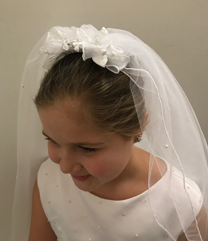 First Holy Communion Bow