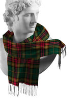 Load image into Gallery viewer, Caven Irish County Tartan Scarf