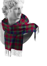 Load image into Gallery viewer, Clare Irish County Tartan Scarf