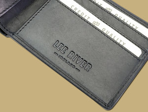 Lee River Conan Celtic Wallet