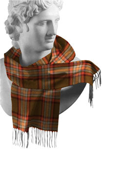 Down Irish County Tartan Scarf