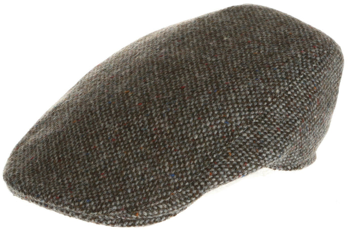 Donegal Tweed Touring Cap by Hanna Hats