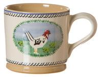 Irish Pottery Mug
