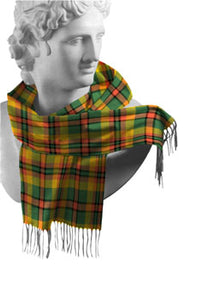 Londonderry Irish County Tartan Scarf