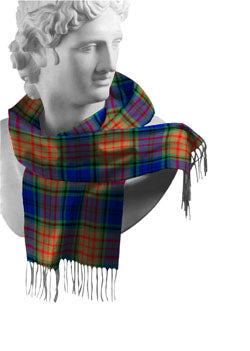 Longford Irish County Tartan Scarf