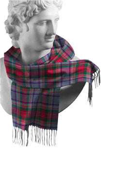 Louth Irish County Tartan Scarf