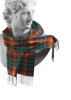 Meath Irish County Tartan Scarf